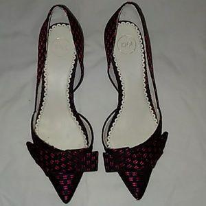 f677dc8076e 1901 Shoes - 1901 Kitten Heels